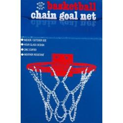 Siatka do koszykówki łańcuchowa 3mm - 12 zaczepów