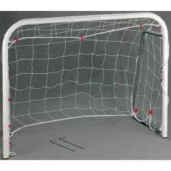 Bramka do piłki nożnej 122x93 cm z siatką
