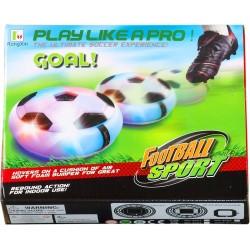 Zabawka pneumatyczna dysk piłka nożna-ufo