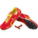 Kolce lekkoatletyczne szkolne SHENYA czerwone