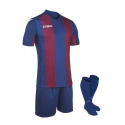 Strój piłkarski z getrami JOMA Pisa 100439.365