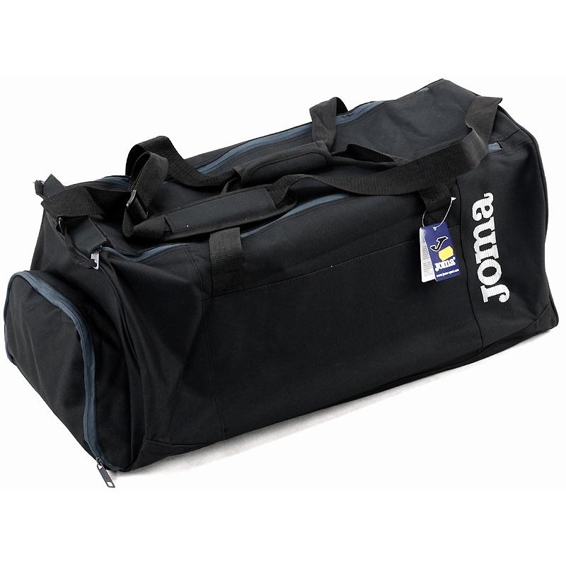 faf781eeef2da Torba sportowa JOMA Medium III czarna - Sklep sportowy POWERMAN ...