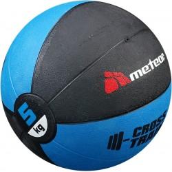 Piłka crossfit - lekarska 5kg METEOR