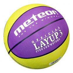 Piłka do koszykówki METEOR Layup (3)