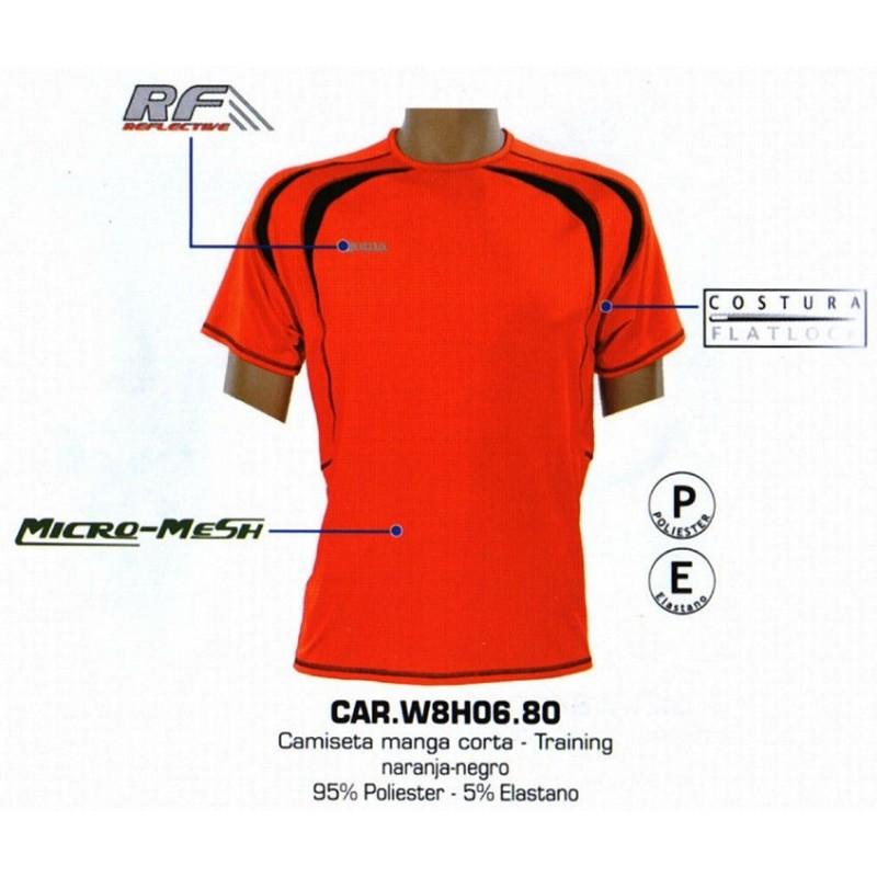 Koszulka JOMA t-shirt pomarańczowy