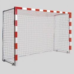 Bramka do piłki ręcznej/nożnej 3x2 m aluminiowa stacjonarna
