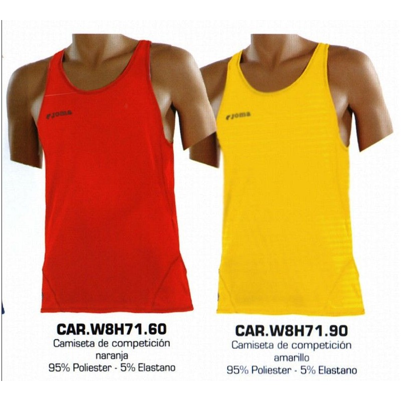 Koszulka JOMA żółta rozmiar S