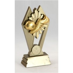 Statuetka Piłka nożna 17,5cm TRYUMF RP3010