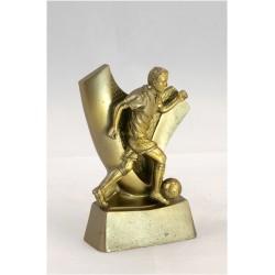 Statuetka Piłka Nożna 10cm TRYUMF RP4011