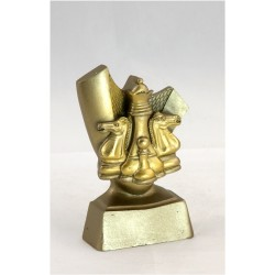 Statuetka Szachy 10cm TRYUMF RP4026