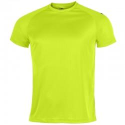 Koszulka biegowa JOMA Event limonkowy
