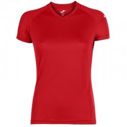 Koszulka biegowa damska JOMA Event czerwony