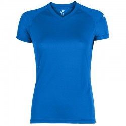 Koszulka biegowa damska JOMA Event niebieski