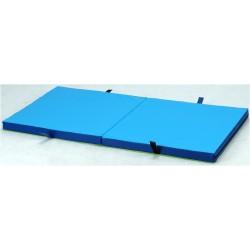 Materac składany rehabilitacyjny, fitness twardy 120x60x5cm