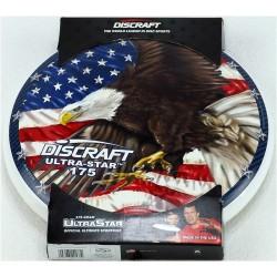 Dysk Ultimate 175g DISCRAFT Ultra-Star Eagle USA