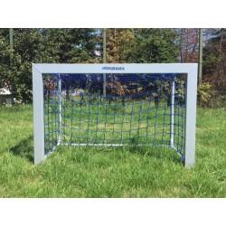 Bramka do piłki nożnej 120x80 cm Aluminiowa, składana z certyfikatem