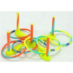 Serso WHAM-O gra hula hoop ring toss