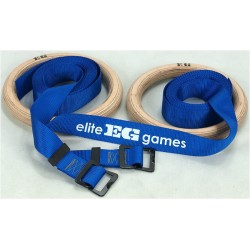 Kółka gimnastyczne ELITE GAMES - FIG
