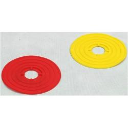 Znacznik antypoślizgowy na podłogę okrągły 16cm
