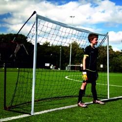 Bramka do piłki nożnej Kickster Academy 2,4 x 1,5m