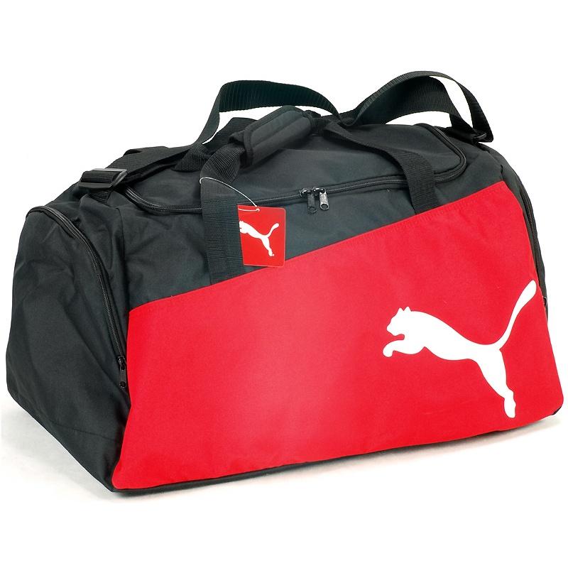 Torba Sportowa Puma Pro Training Rozmiar M Czerwona Sklep Sportowy