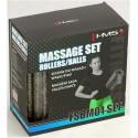 Wałki do masażu HMS zestaw Roller FSBM01