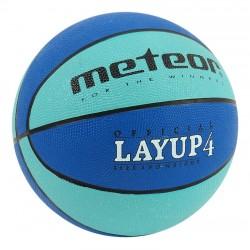 Piłka do koszykówki METEOR Layup (4)