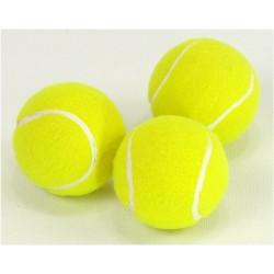 Piłki tenisowe 3szt.