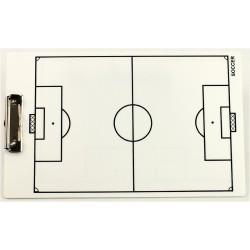 Tablica trenerska do piłki nożnej 40x25cm