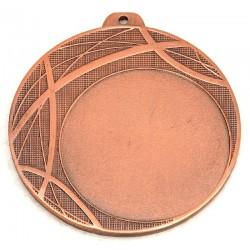 Medal duży 026 śr.70mm brązowy