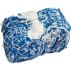 NETEX Siatka na bramkę do piłki nożnej-ręcznej 3x2x0,8x1 - 4mm