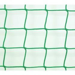 Siatki - łapacze 3x2m do bramki do p.ręcznej 2szt. - 4mm zielone