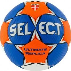 SELECT Piłka ręczna ULTIMATE replika damska (2) niebieska