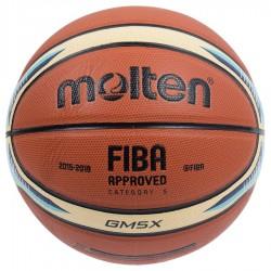 Piłka do koszykówki MOLTEN GM5X-CL