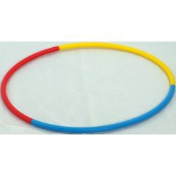 Hula-hop zgrzewane 90cm multikolor
