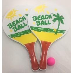 Zestaw do gry plażowej BEACH BALL