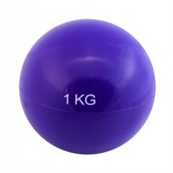 ALLRIGHT Piłka lekarska soft 1kg