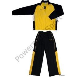 Dres NIKE Team Presentation żółto-czarny