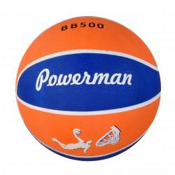 Piłka do mini koszykówki POWERMAN BB500 (5)