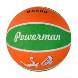 Piłka do koszykówki POWERMAN BB500 (4)