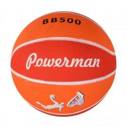 Piłka do koszykówki POWERMAN BB500 (3)